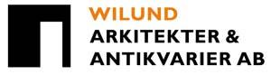 WILUND ARKITEKTER & ANTIKVARIER AB