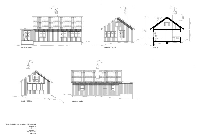 Vidinge Fasader & sektion 1_100