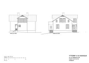 Ytterby fasader